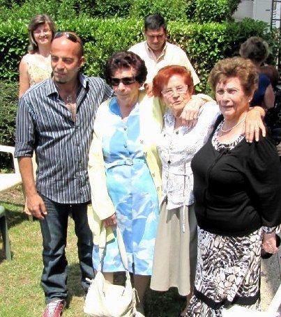 Mamy Germaine Chenal Jobard née Valetton fête ses 90 ans